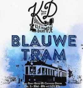 De Blauwe Tram - Een heerlijke Tripel