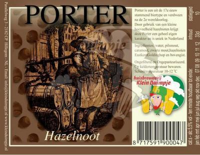 hazelnoot porter
