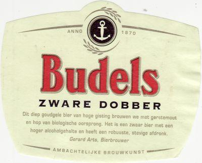 Budels Zware Dobber - Zwaar blond bier