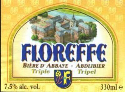 Floreffe Tripel - Zoet en redelijk fruitig