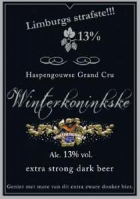 Winterkoninkske Grand Cru