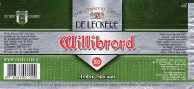 De Leckere Willibrord