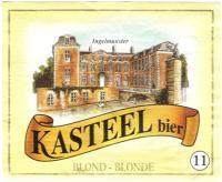 Kasteel Blond Logo