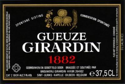 Geuze Girardin 1882