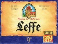 Leffe 9 Logo