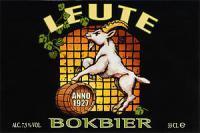 Leute Bokbier Logo