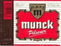 Munck Pilsener Logo