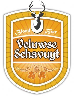 Veluwse schavuyt blond logo