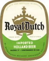 Royal Dutch Beer Logo
