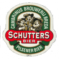 Schutters Bier Logo