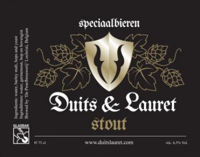 Duits & Lauret Stout