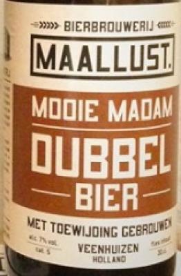 De Mooie Madam Dubbel