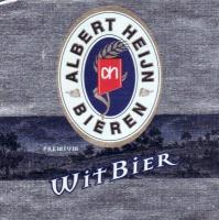 Albert Heijn Witbier logo