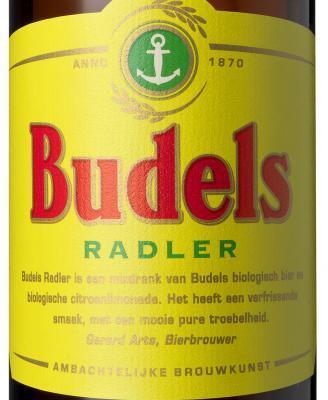 Budels Radler logo