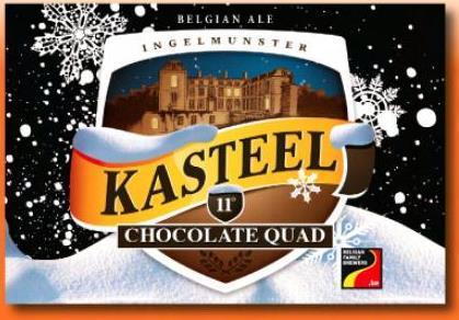 Kasteel Chocolate Quad