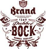 Brand Dubbelbock Logo
