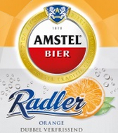 Amstel Radler Orange