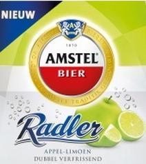 Amstel Radler Appel - Limoen
