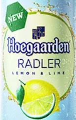 Hoegaarden Radler Lemon Lime Logo
