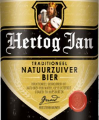 hertog jan pilsener bier logo