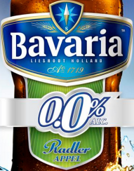 Bavaria 0.0% Radler appel