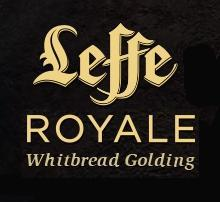 Leffe Royale Whitbread Golding logo