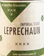 Leprechaun Imperial Stout