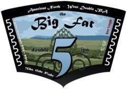 Big Fat 5 Double IPA
