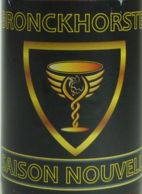 Bronckhorster Saison Nouvelle