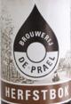 Herfstbok van brouwerij de Prael