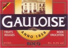 Gauloise Fruits Rouges