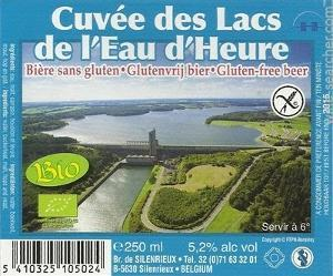 Cuvée des Lacs de l'Eau d'Heure