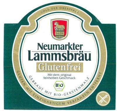 Neumarkter Lammsbrau Glutenfrei