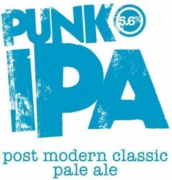 Punk IPA van Brewdog