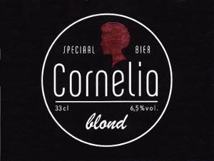 Cornelia Blond speciaalbier van de Deen