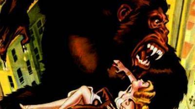 Bieretiket King Kong Cinema Brewers