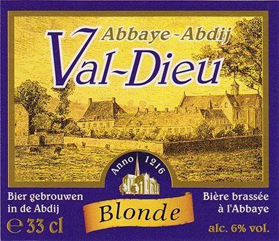 Val Dieu La Blonde