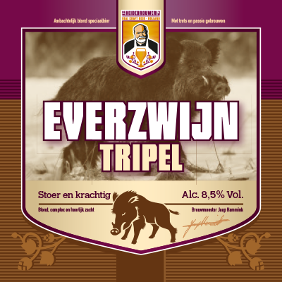 Everzwijn Tripel