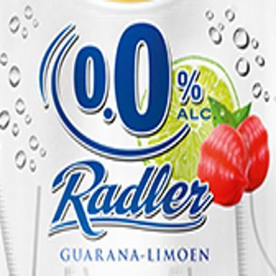 Amstel Radler 0.0% Guarana-Limoen