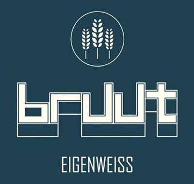 Bruut Eigenweiss logo