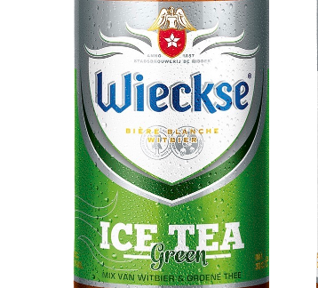 Wieckse Ice Tea Green 2%