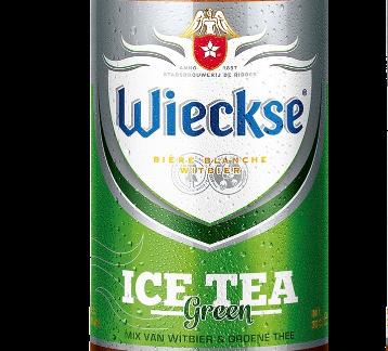 Wieckse Ice Tea Green 2.0