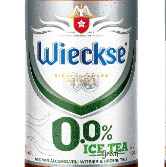 Wieckse Ice Tea Green 0.0