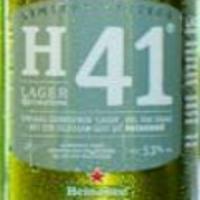 Heineken H41 logo