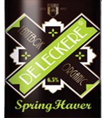 SpringHaver lentebock