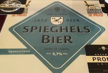 Spieghels bier van Brouwerij Pronck