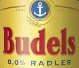 Budels Radler alcoholvrij