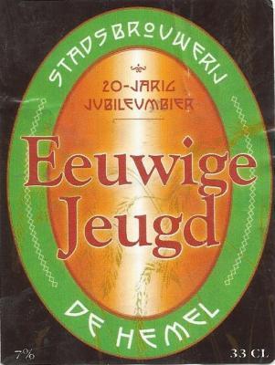 Jubileum bier De Hemel