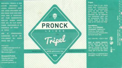 Pronck Tripel