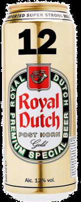 Royal Dutch Post Horn 12.0%